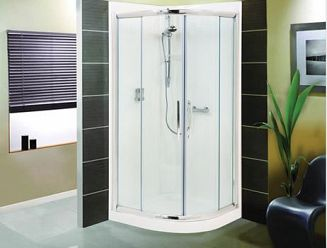 Neptune leak-free shower enclosures