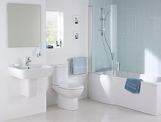 Ideal Standard Tempo bathroom suite